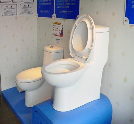 马桶 卫生间
