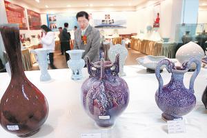 收藏要闻:首届华夏中原古陶瓷文化展开幕可免费参观