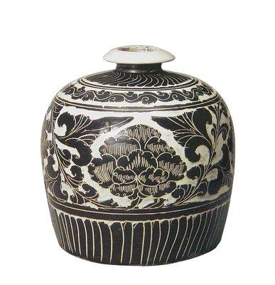 宋元时期的北方剔花瓷器