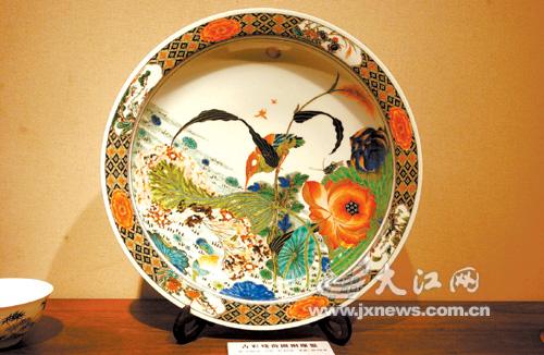 古风新韵品江窑瓷