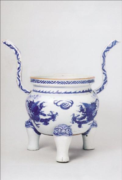 中国古代著名陶瓷器物之香炉