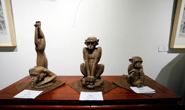 当代景德镇陶瓷艺术作品展在莞举行