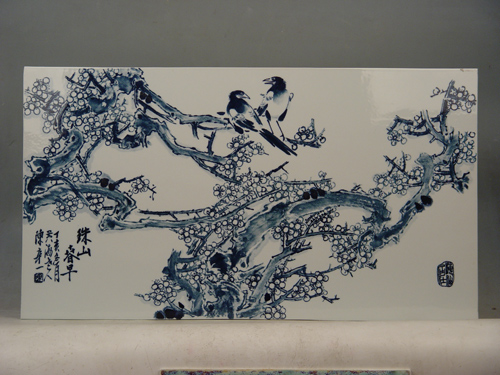 名师木雕喜鹊梅花图片