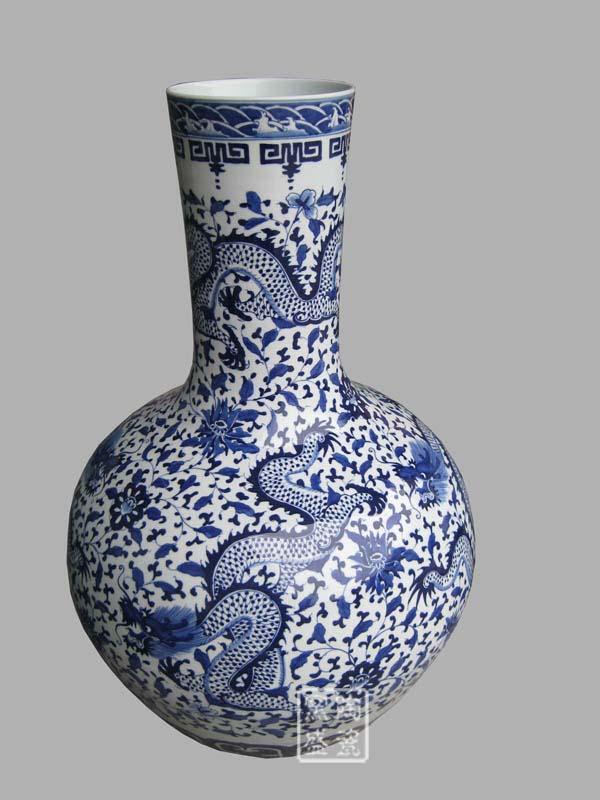 景德镇陶瓷,青花瓷